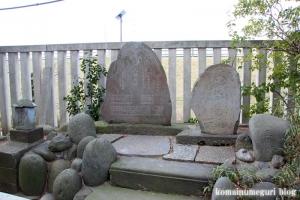 新堀日枝神社(江戸川区新堀)10