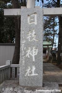 新堀日枝神社(江戸川区新堀)2
