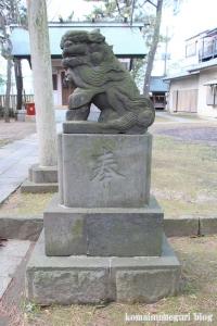 新堀日枝神社(江戸川区新堀)14