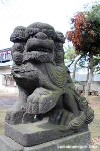 新堀日枝神社(江戸川区新堀)15