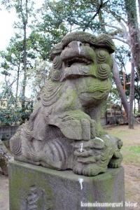 新堀日枝神社(江戸川区新堀)19