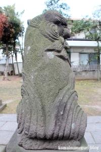新堀日枝神社(江戸川区新堀)21