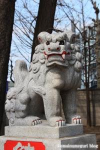 天祖神社(江戸川区一之江6