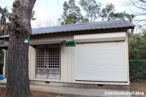 八幡神社(江戸川区北小岩)11