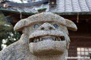 八幡神社(江戸川区北小岩)24
