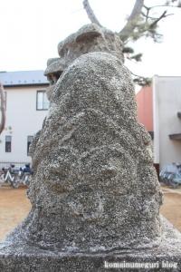 八幡神社(江戸川区北小岩)16
