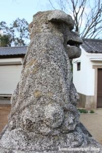 八幡神社(江戸川区北小岩)20