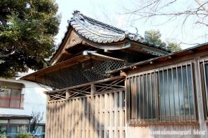 天祖神社(江戸川区北小岩)7