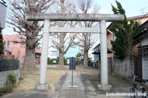 天祖神社(江戸川区北小岩)1