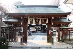 小岩神社(江戸川区東小岩)8