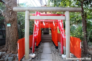 小岩神社(江戸川区東小岩)13