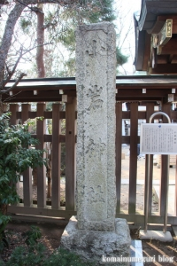 小岩神社(江戸川区東小岩)6