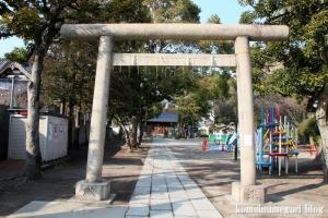 天祖神社(江戸川区南小岩)1