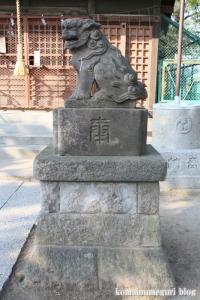 天祖神社(江戸川区南小岩)10