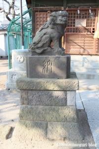 天祖神社(江戸川区南小岩)14