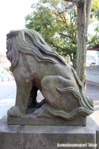 天祖神社(江戸川区南小岩)16