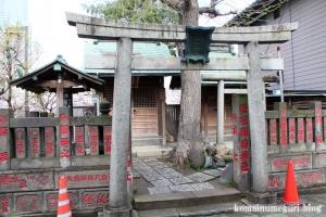 波除稲荷神社(中央区佃)7