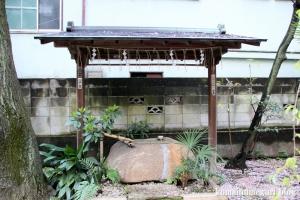 於岩稲荷田宮神社(中央区新川)2