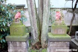 於岩稲荷田宮神社(中央区新川)3