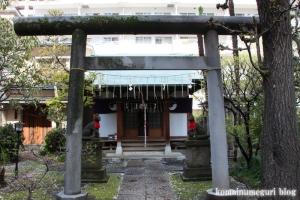 於岩稲荷田宮神社(中央区新川)4