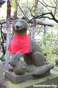 於岩稲荷田宮神社(中央区新川)5