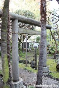 於岩稲荷田宮神社(中央区新川)9