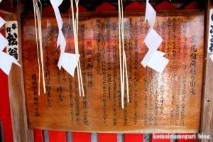 高尾稲荷神社(中央区日本橋箱崎町)5