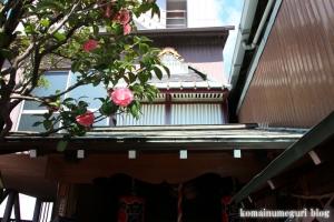 高尾稲荷神社(中央区日本橋箱崎町)7