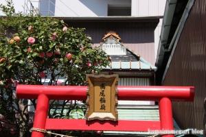 高尾稲荷神社(中央区日本橋箱崎町)8