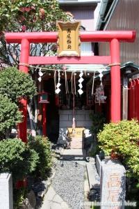 高尾稲荷神社(中央区日本橋箱崎町)2