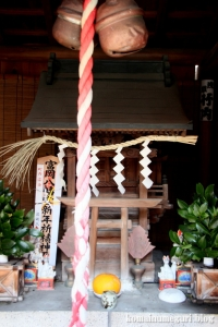 高尾稲荷神社(中央区日本橋箱崎町)6