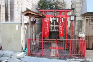 純子稲荷(中央区日本橋茅場町)2
