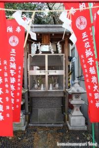 純子稲荷(中央区日本橋茅場町)5