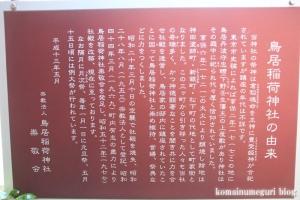 鳥居稲荷(中央区日本橋兜町)5