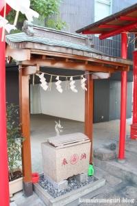 鳥居稲荷(中央区日本橋兜町)2