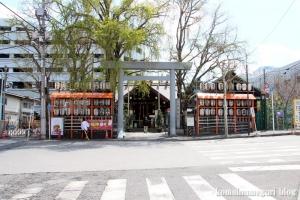 波除神社(中央区築地)1