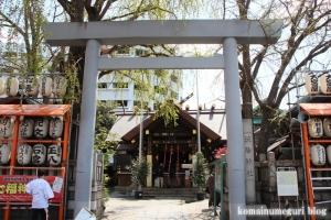 波除神社(中央区築地)2