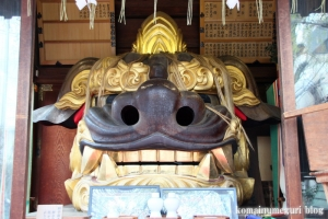 波除神社(中央区築地)6