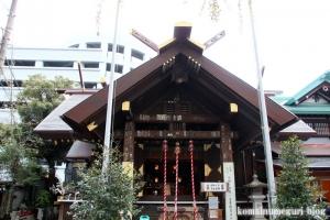 波除神社(中央区築地)11