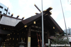 波除神社(中央区築地)12