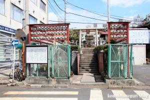 水神社(中央区築地)1