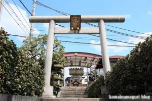 水神社(中央区築地)4