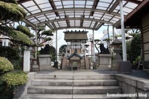水神社(中央区築地)7