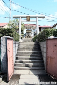 水神社(中央区築地)3