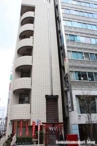 朝日稲荷神社(中央区銀座)1