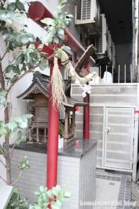 於満稲荷神社(中央区日本橋)3