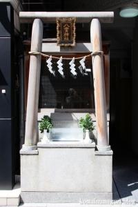 八官神社(中央区銀座)2