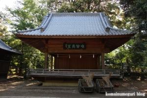氷川神社(さいたま市大宮区高鼻町)21