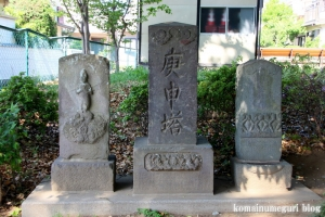 神明社(さいたま市北区土呂町)2