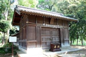 神明社(さいたま市北区土呂町)8